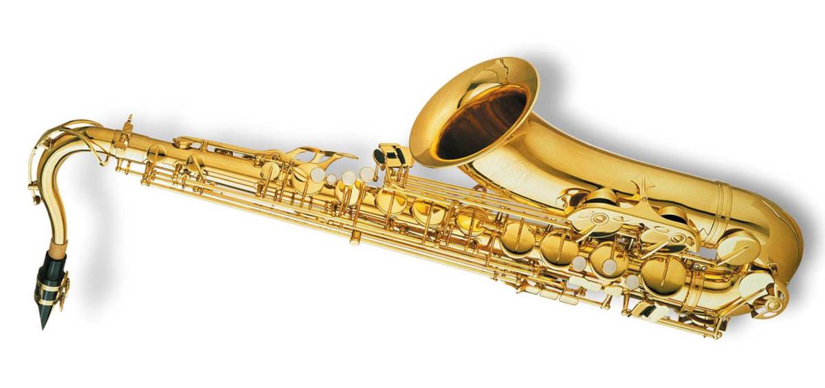 Alto Saxophone Banner